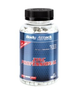 BODY ATTACK - Zinc Professional - 90kaps