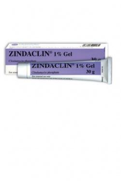 Zindaclin, żel, 30 g