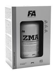 FITNESS AUTHORITY - ZMA