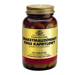 Zmaksymalizowany Kwas Kaprylowy