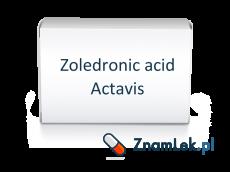Zoledronic acid Actavis