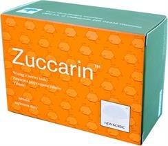 Zuccarin, NEW NORDIC, tabletki, 60 szt
