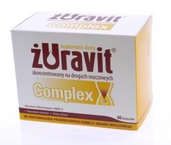 Żuravit Complex, kapsułki twarde, 30 szt