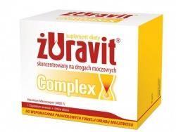 Żuravit Complex, kapsułki twarde, 30 sztŻuravit Complex, kapsułki twarde, 30 szt