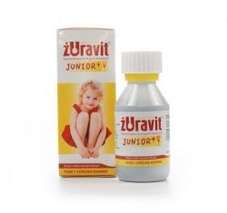 Żuravit Junior+, syrop o smaku owoców leśnych, 100 ml
