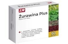 Żurawina Plus Wegafarm, tabletki, 60 sztuk