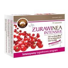 Żurawinea Intensive ŻURAVINEA INTENSIVE - 14 SASZETEK