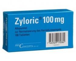 Zyloric, tabletki, 28, 100 sztuk