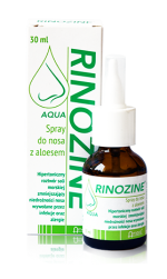 Rinozine Aqua z aloesem