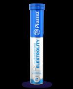 Plusssz Elektrolity + multiwitamina