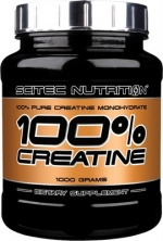 100% CREATINE Monohydrat