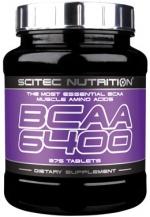 Scitec nutrition - Bcaa 6400