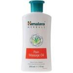 Himalaya olejek do masażu rozgrzewający
