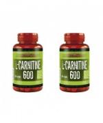 2X L-Carnitine 600