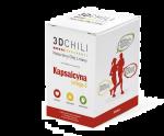 3D Chili Kapsaicyna