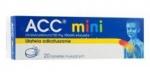 ACC mini 100 mg tabletki musujące