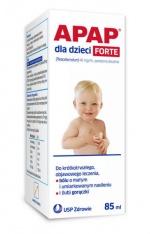 Apap dla dzieci Forte