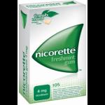 Nicorette Freshmint Gum
