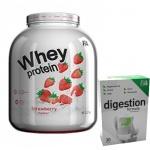 Whey Protein + Digestion Formula
