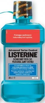 Listerine Tartar Control