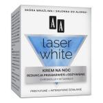 AA Laser White