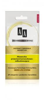 AA Maseczka przeciwzmarszczkowo-odbudowująca