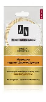 AA Maseczka regenerująco-odżywcza
