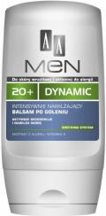 AA Men Dynamic balsam po goleniu