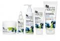 AA Sensitive Naturalne Spa oliwka do masażu borówka