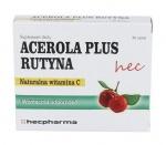 Acerola Plus Rutyna hec