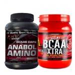 AMINO ANABOL + BCAA Xtra