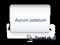 Aurum jodatum