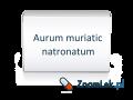 Aurum muriatic natronatum