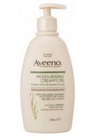 Aveeno kremowy olejek z mączką owsianą