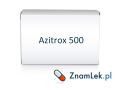Azitrox 500