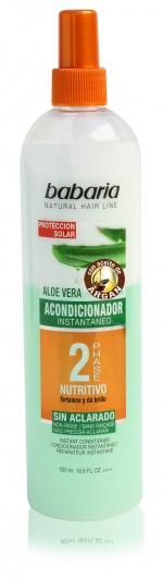 Babaria Aloe Vera&Argan