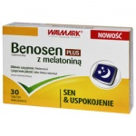 Benosen z melatoniną Plus