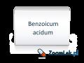 Benzoicum acidum