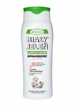Biały Jeleń hipoalergiczny szampon