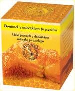 Bonimel z mleczkiem pszczelim
