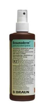 Braunoderm niezabarwiony