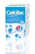 Calcilac 500mg+400 IU