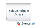 Calcium folinate Actavis