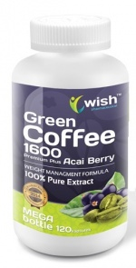 CGA  Green Coffee + Jagoda ACAI BERRY