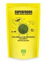 Chlorella w proszku