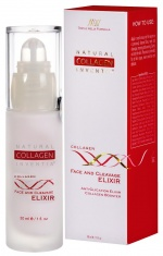 Collagen Face and Cleavage Elixir