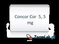 Concor Cor  5, 5 mg
