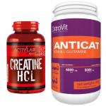 Creatine HCL   + BCAA XTRA