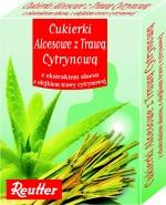 Cukierki Aloesowe z Trawą Cytrynową