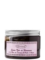 Czarne mydło z olejem arganowym